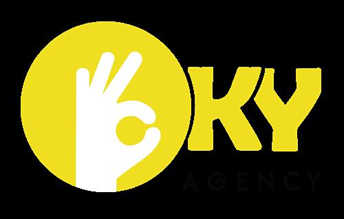 Logo OKY Agency 500px